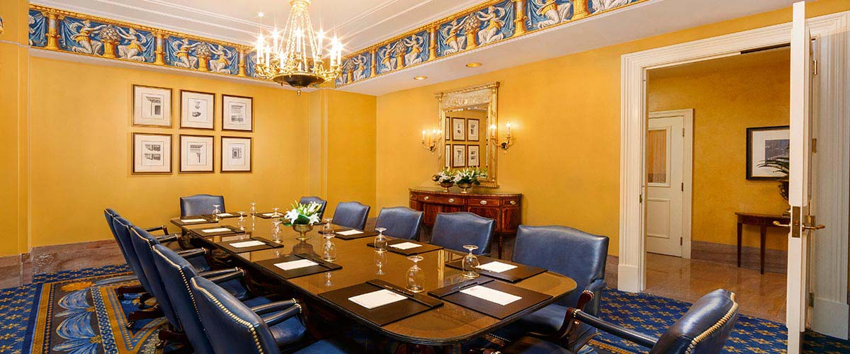 Hermitage Hotel State Room